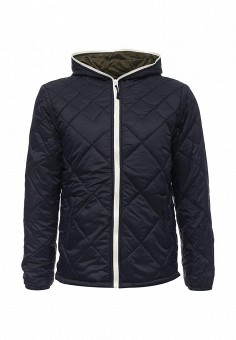 Куртка утепленная, oodji, цвет: синий. Артикул: OO001EMNLV95. Мужская одежда / Верхняя одежда
