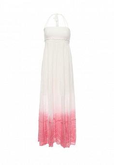 Сарафан, Patrizia Pepe, цвет: белый. Артикул: PA748EWPTM98. Премиум / Одежда / Платья и сарафаны