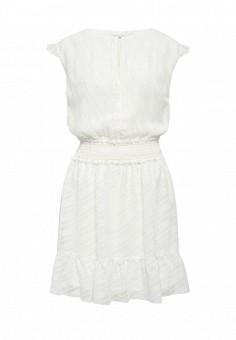 Платье, Patrizia Pepe, цвет: белый. Артикул: PA748EWPTQ77. Премиум / Одежда / Платья и сарафаны