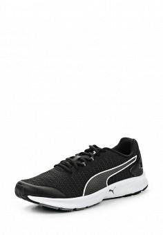 Кроссовки, Puma, цвет: черный. Артикул: PU053AUQOX37. Женская обувь / Кроссовки и кеды / Кроссовки