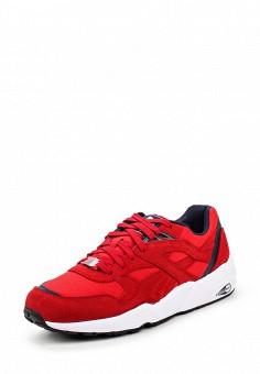Кроссовки, Puma, цвет: красный. Артикул: PU053AUQOY52. Женская обувь / Кроссовки и кеды / Кроссовки