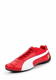 Кроссовки, Puma, цвет: красный. Артикул: PU053AUQOZ01. Женская обувь / Кроссовки и кеды / Кроссовки