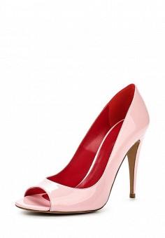 Туфли, Pura Lopez, цвет: розовый. Артикул: PU761AWQLR47. Премиум / Обувь / Туфли