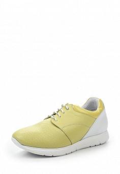 Кроссовки, Ralf Ringer, цвет: желтый. Артикул: RA084AWRRT21.