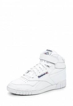 Кроссовки, Reebok Classics, цвет: белый. Артикул: RE005AMBZC55. Женская обувь / Кроссовки и кеды / Кроссовки