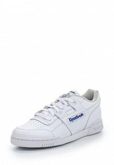 Кроссовки, Reebok Classics, цвет: белый. Артикул: RE005AMDXP04. Женская обувь / Кроссовки и кеды / Кроссовки