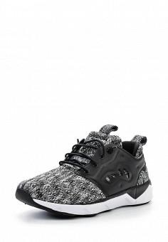 Кроссовки, Reebok Classics, цвет: серый. Артикул: RE005AUQJI49. Женская обувь / Кроссовки и кеды / Кроссовки