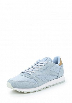 Кроссовки, Reebok Classics, цвет: голубой. Артикул: RE005AWQJI74. Женская обувь / Кроссовки и кеды / Кроссовки