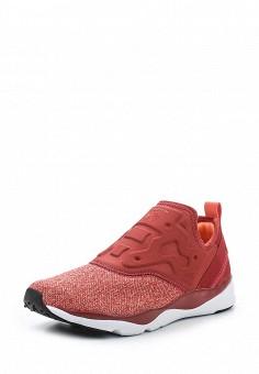 Кроссовки, Reebok Classics, цвет: коралловый. Артикул: RE005AWQJI79. Женская обувь / Кроссовки и кеды / Кроссовки