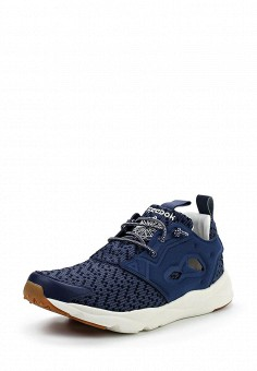Кроссовки, Reebok Classics, цвет: синий. Артикул: RE005AWQJI88. Женская обувь / Кроссовки и кеды / Кроссовки