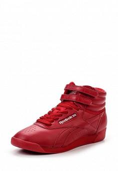 Кроссовки, Reebok Classics, цвет: красный. Артикул: RE005AWQJJ13. Женская обувь / Кроссовки и кеды / Кроссовки