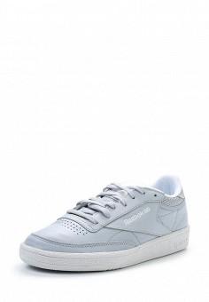 Кроссовки, Reebok Classics, цвет: серый. Артикул: RE005AWUOZ49. Женская обувь / Кроссовки и кеды / Кроссовки