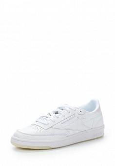 Кроссовки, Reebok Classics, цвет: белый. Артикул: RE005AWUOZ65. Женская обувь / Кроссовки и кеды / Кроссовки
