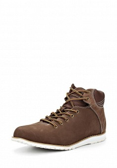 Ботинки, Reflex, цвет: коричневый. Артикул: RE024AMDGH97. Мужская обувь / Ботинки и сапоги