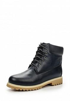 Ботинки, Reflex, цвет: синий. Артикул: RE024AMGPG00. Мужская обувь / Ботинки и сапоги