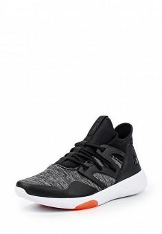 Кроссовки, Reebok, цвет: черный. Артикул: RE160AWQJV58. Женская обувь / Кроссовки и кеды