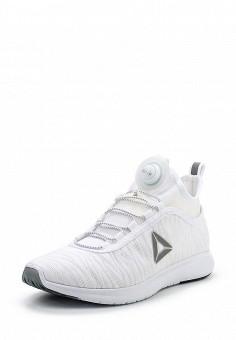 Кроссовки, Reebok, цвет: белый. Артикул: RE160AWQJV68. Женская обувь / Кроссовки и кеды