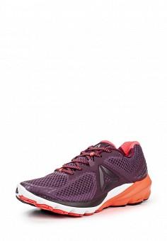 Кроссовки, Reebok, цвет: фиолетовый. Артикул: RE160AWQJV69. Женская обувь / Кроссовки и кеды