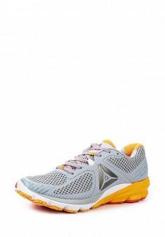 Кроссовки, Reebok, цвет: серый. Артикул: RE160AWQJV71. Женская обувь / Кроссовки и кеды