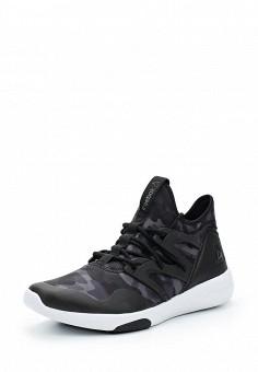 Кроссовки, Reebok, цвет: черный. Артикул: RE160AWUPP25. Женская обувь / Кроссовки и кеды
