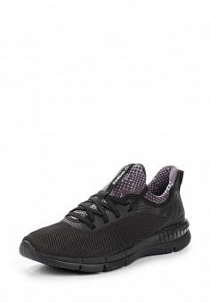 Кроссовки, Reebok, цвет: черный. Артикул: RE160AWUPR46. Женская обувь / Кроссовки и кеды