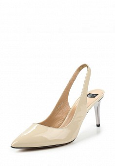 Туфли, Roberto Botticelli, цвет: бежевый. Артикул: RO233AWONQ70. Премиум / Обувь / Туфли