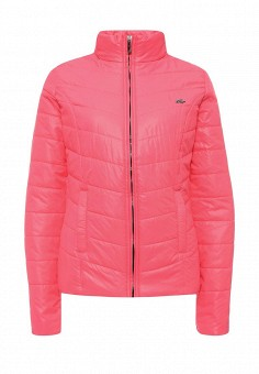 Куртка утепленная, SK House, цвет: розовый. Артикул: SK007EWPQU78. Женская одежда / Верхняя одежда / Демисезонные куртки