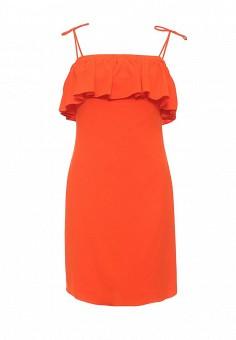 Сарафан, Sonia by Sonia Rykiel, цвет: оранжевый. Артикул: SO018EWRIU41. Женская одежда / Платья и сарафаны / Летние платья