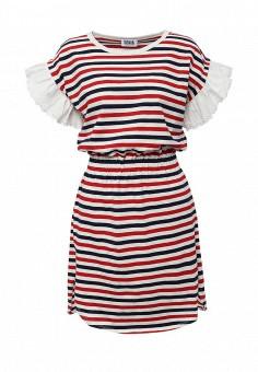 Платье, Sonia by Sonia Rykiel, цвет: мультиколор. Артикул: SO018EWRIU53. Женская одежда / Платья и сарафаны / Летние платья