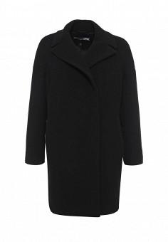 Пальто, Sportmax Code, цвет: черный. Артикул: SP027EWLFA05. Премиум / Одежда / Верхняя одежда / Пальто
