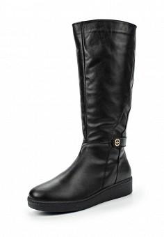 Сапоги, Spur, цвет: черный. Артикул: SP169AWKZA79. Женская обувь / Сапоги