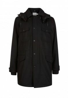 Куртка, Topman, цвет: черный. Артикул: TO030EMMPF36. Мужская одежда / Верхняя одежда