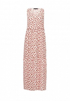 Платье, Trussardi Jeans, цвет: белый. Артикул: TR016EWOOP87. Женская одежда