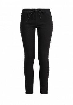 Джеггинсы, Trussardi Jeans, цвет: черный. Артикул: TR016EWOOP94. Женская одежда