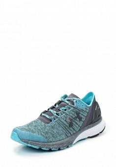 Кроссовки, Under Armour, цвет: голубой. Артикул: UN001AWTVL09. Женская обувь / Кроссовки и кеды