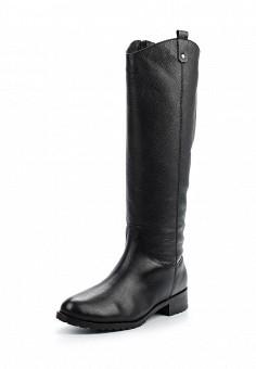 Сапоги, VELVET, цвет: черный. Артикул: VE002AWLRF51. Женская обувь / Сапоги