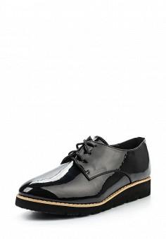 Ботинки, VH, цвет: черный. Артикул: VH001AWSOA82. Женская обувь / Ботинки / Низкие ботинки