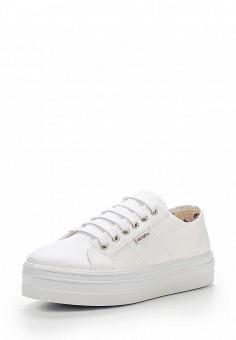 Кеды, Victoria, цвет: белый. Артикул: VI045AWICV55. Женская обувь / Кроссовки и кеды