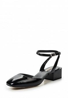 Босоножки, Vitacci, цвет: черный. Артикул: VI060AWPTV97. Женская обувь / Босоножки