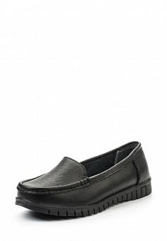Мокасины, Wilmar, цвет: черный. Артикул: WI064AWRCE16. Женская обувь / Мокасины и топсайдеры