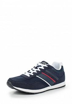Кроссовки, Zenden Active, цвет: синий. Артикул: ZE008AMPRC76. Мужская обувь / Кроссовки и кеды / Кроссовки