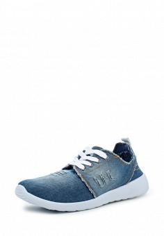 Кроссовки, Zenden Active, цвет: синий. Артикул: ZE008AWPRD65. Женская обувь / Кроссовки и кеды / Кроссовки