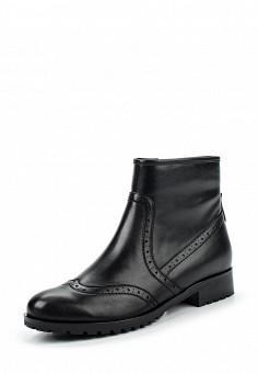 Ботинки, Zenden Woman, цвет: черный. Артикул: ZE009AWPMA49. Zenden Woman
