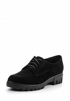 Ботинки, Zenden Woman, цвет: черный. Артикул: ZE009AWPRF27. Zenden Woman
