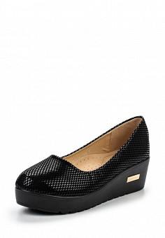 Туфли, Zenden Woman, цвет: черный. Артикул: ZE009AWPRF67. Zenden Woman