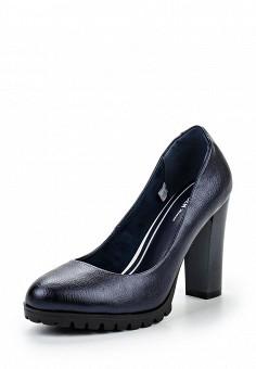 Туфли, Zenden Woman, цвет: синий. Артикул: ZE009AWPRF79. Zenden Woman