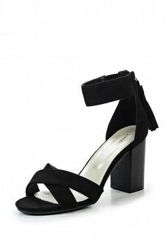 Босоножки, Zenden Woman, цвет: черный. Артикул: ZE009AWQQF91. Zenden Woman