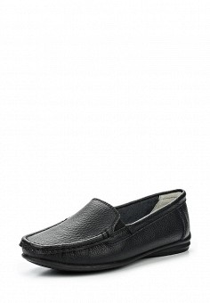 Мокасины, Zenden Comfort, цвет: черный. Артикул: ZE011AWPRE35. Женская обувь / Мокасины и топсайдеры