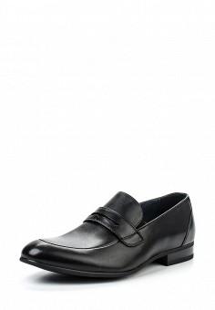 Лоферы, Zenden Collection, цвет: черный. Артикул: ZE012AMPRD99.