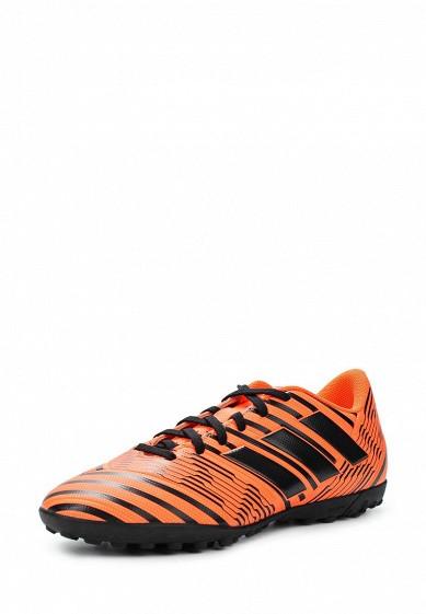 Купить Шиповки adidas Performance NEMEZIZ 17.4 TF оранжевый AD094AMUOX68 Камбоджа